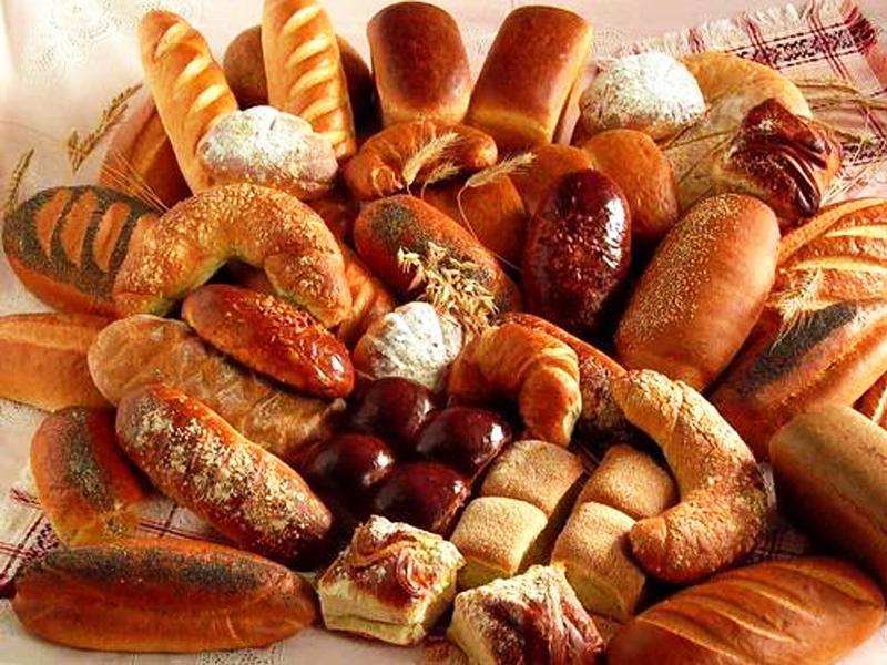 хлебные изделия в картинках для мебель японский