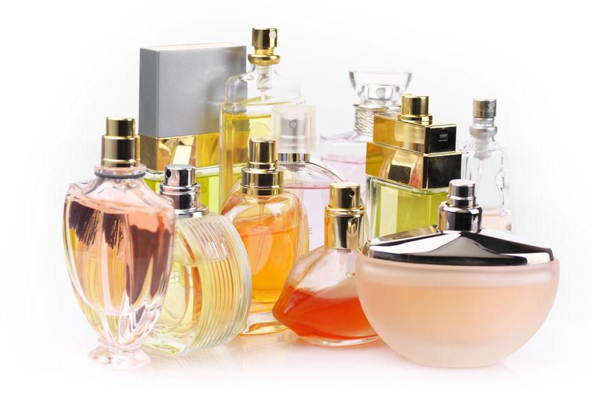прозрачные картинки о парфюме